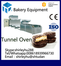 tunnel oven shanghai bakery machine supplier gas oven bakery tunnel oven