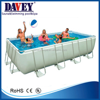 2014 large inflatable intex plastic swimming pools for sale