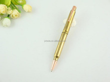 2014 newest brass ball shot bullet pen