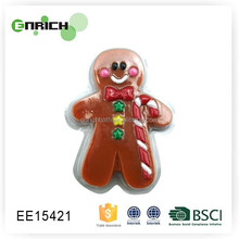 75g gingerbread man shaped papaya skin whitening handmade soap