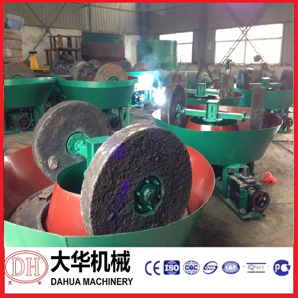 CE approved China Wet Pan Mill buyer gold ore processing line +86 15036078775