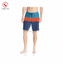 OEM style Printed swimwear men fabric mens swimming trunks wholesale