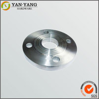 High quality low price carbon steel pipe flange rapid prototype with drawings