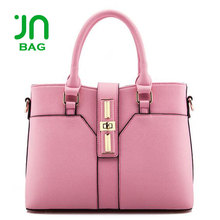 JIANUO Fashion metal leather handbag angel kiss bags wholesale lot handbags