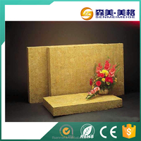 Rockwool board insulation leight weight fireproof rock wool insulation