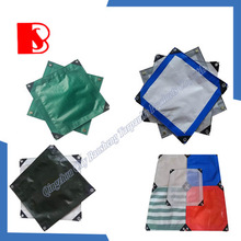 china pe tarpaulin factory supplier hdpe plastic cover canvas fabric cover pe plastic sheet hdpe sheet roll uv treated