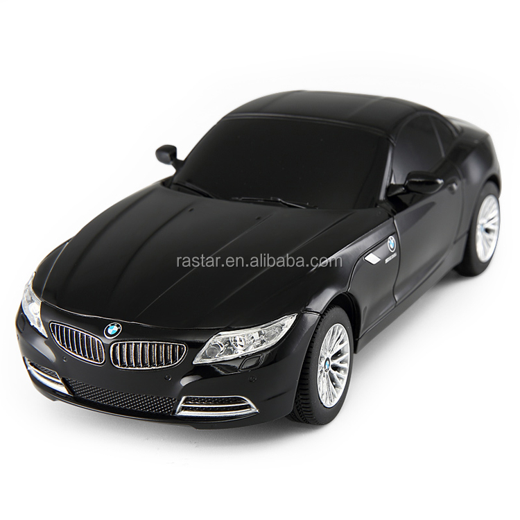 BMW Z4 strong motor Rastar remote control car electric toy for kids