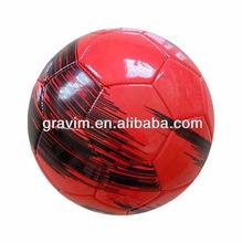 Good quality rubber bladders machine sewed PVC football