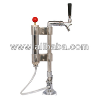 Keg pumps and couplers