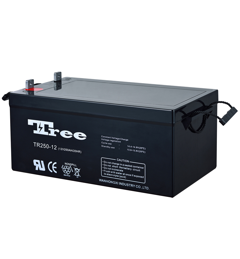 lead acid battery 12v 1500ah battery with 6pcs 12v 250ah battery in parallel