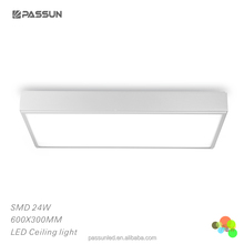 Cube shape SMD 24W led ceiling light with CE approved