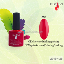 nail art designs price simple soak-off gel polish with service of OEM/ODM