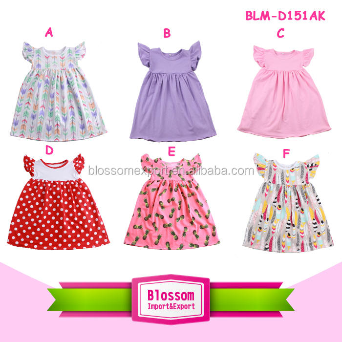 2017 Baby Girl Party Dress Children Frocks Designs Sleeveless White And Red Stripes Dress With Tulle Ribbon Bow Girls Pari Dress