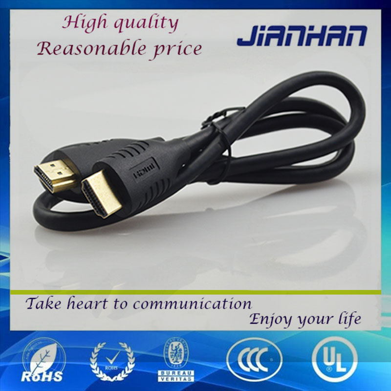 Double A type hdmi Cable with Ethernet 1.4v