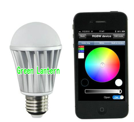 New smart wifi led lamps for home,best quality led lamps for home