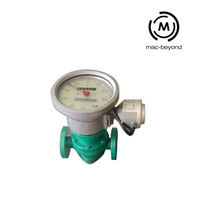 OGM-50 High Viscosity Diesel Fuel oval gear Flow Meter