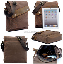 Vintage Canvas Messenger Bags Casual Shoulder Bags Crossbody Satchel Bag