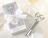 Wholesale Key shaped bottle opener for Birthday Wedding return gift