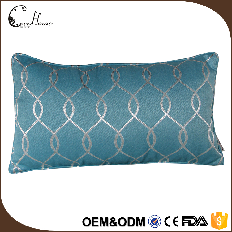 Modern house new design decorative sofa seat pillow cushion cover fabric
