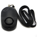 Pull Shout Women Self Defense Security Anti Attack Personal Alarm