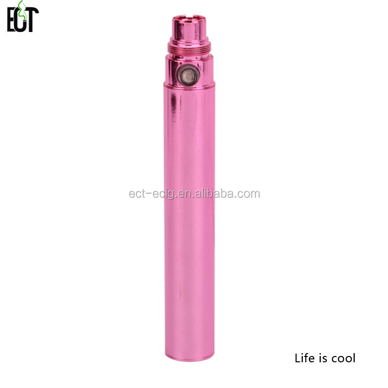 2015 Vanda best selling ego QC battery e cig with various colors