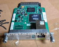 Cisco HWIC-1FE High Speed Wan Interface Card Tested
