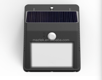 Solar small Garden lights, Motion sensor led solar light, solar led sensor light outdoor