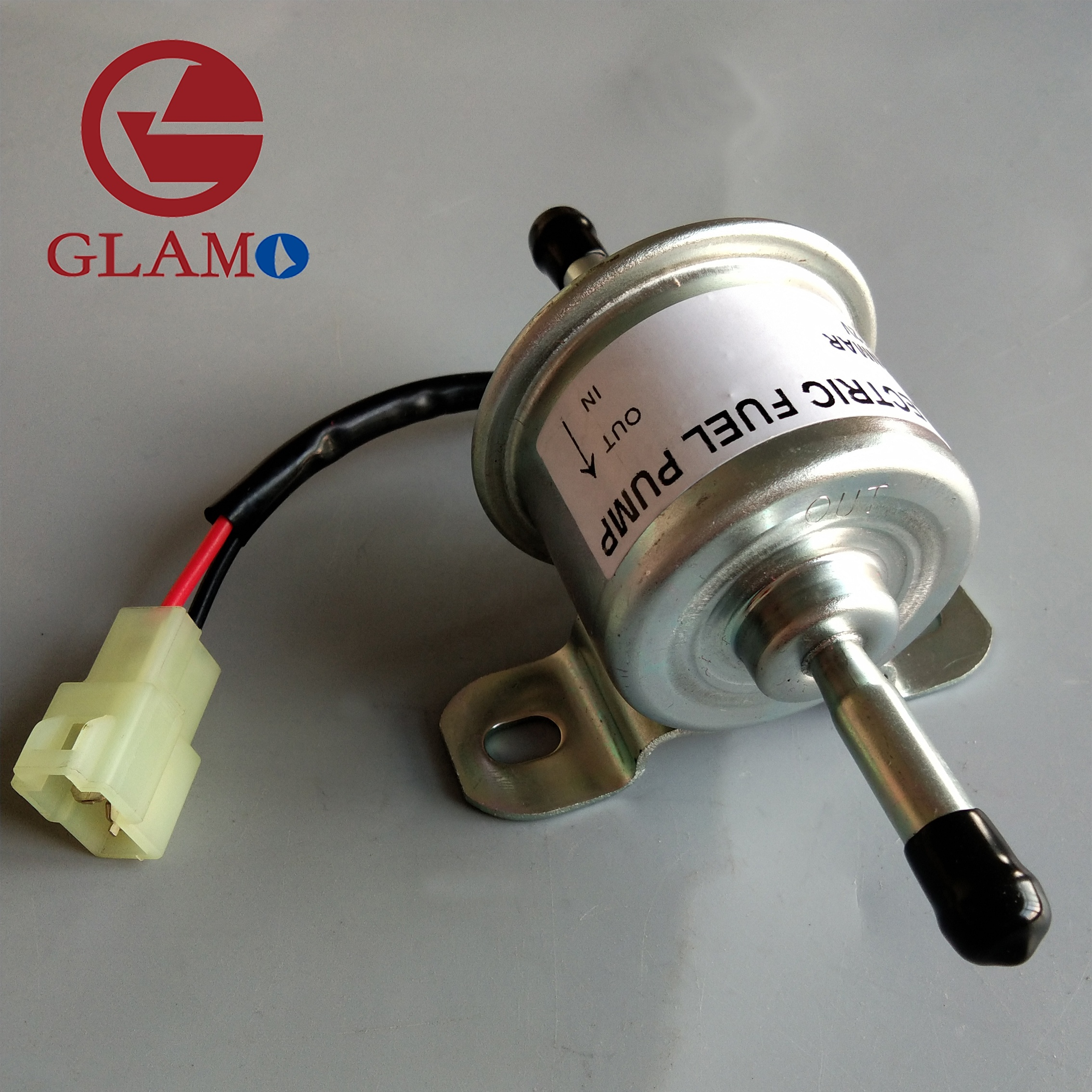 External Electronic Forklift Fuel Pump HEP-015 for <strong>Engine</strong> 4TNV88 3TNV88