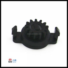 plastic gear rotary damper used in car ashtray cosmetic mirror glasses box cup holder glove box