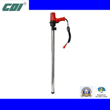 Portable AC 220V Plastic Electric Barrel Oil Pump