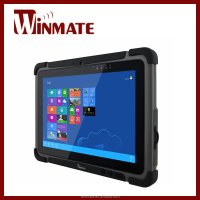 Winmate 10.1 inch with P-CAP Touch Optional Barcode or RFID Reader Rugged Tablet PC
