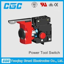 CGC dustpro of ac trigger switch with variable speed trigger switch