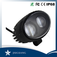 50000 hours forklift 10w 4 inch headlight led work fog light for truck