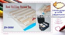 Usefull Vacuum Compressed Bags for Travel, Does Not Occupy a Space