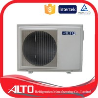 Alto T3 AS-H28Y heating 8.2kw/h quality certified swimming pool heat pump mini pool heater and used pool heaters sale