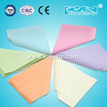 for hospital dental use 3ply Dental Coloful Patient Bib