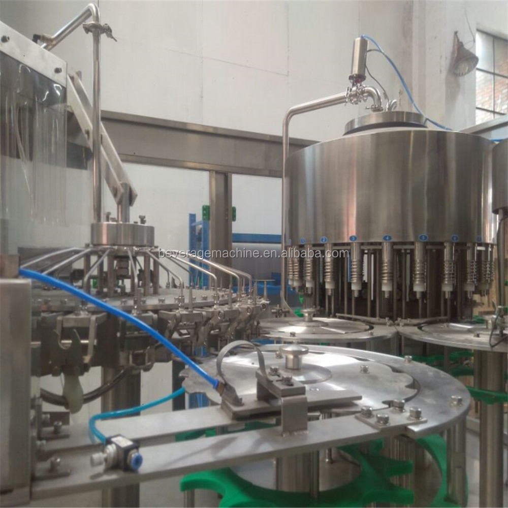 Automatic Potable Water Bottling Plant / Equipment / Line
