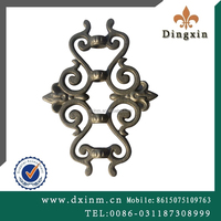 Best quality cast iron gate designs and fence luxury
