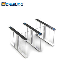 Access Control Intelligent swing gate barrier for entrance and exit system