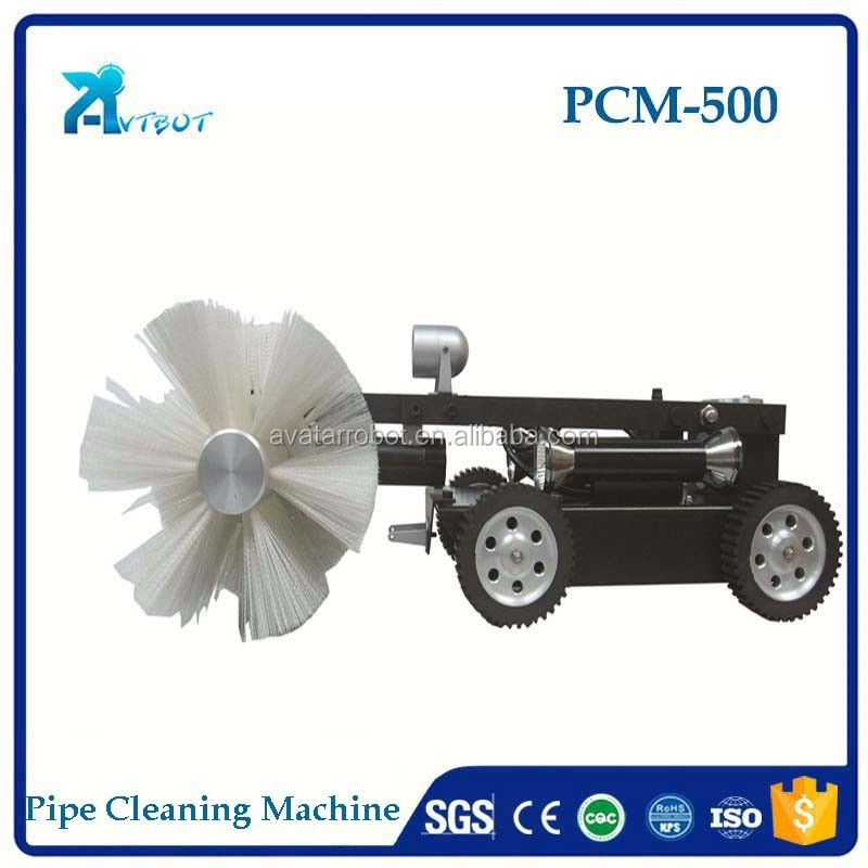industrial cleaning robot for central air conditioner duct