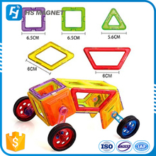High Quality magnetic building blocks set magnetic tiles educational toy for kids