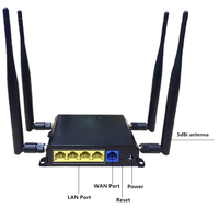 3g 4g wifi ap wireless modem router support different module