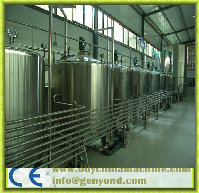 full automatic Concentrated apple juice processing plant