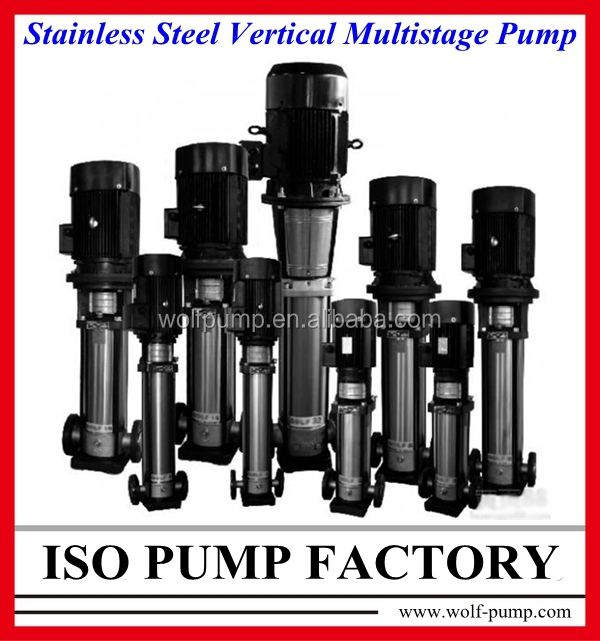 DBL series CNP vertical multistage centrifugal pump