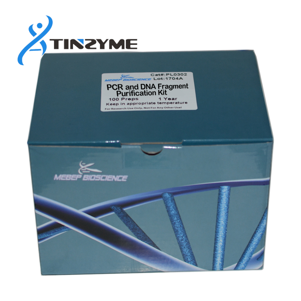 PCR and DNA Fragment Purification Kit