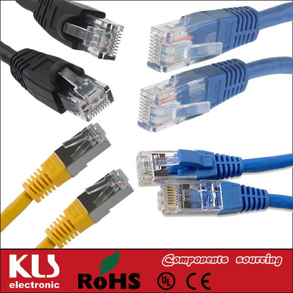 Good quality utp cat 6 ethernet cable UL CE ROHS 416 KLS Brand