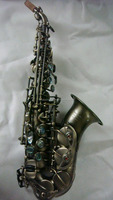 small antique sax