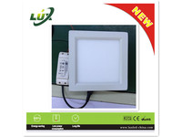 2013 high quality new product led rechargeable work light 600*600 led panel light