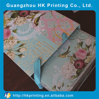 customized beautiful paper cookie box