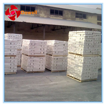 Top quality high purity alloy magnesium ignot
